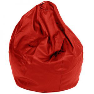 Queen-Large-Leatherette-Red-front